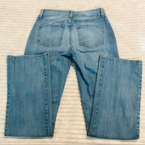 Not Your Daughter's Jeans light rinse denim jeans